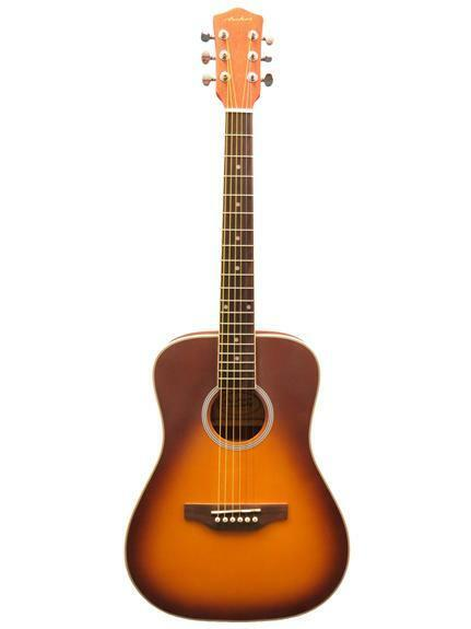 Archer AD10BSB Baby Acoustic Guitar, Sunburst