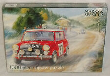 First Mini Monte Puzzle By Tony Smith 1000 Pcs NEW Unopened Sealed Rally