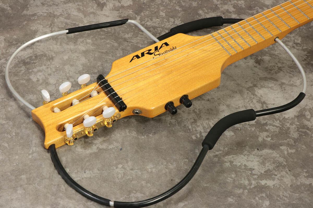 ARIA AS490C acoustic guitar Japan rare beautiful vintage popular EMS F   S