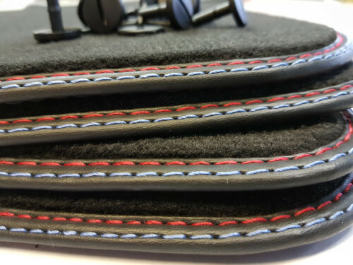 Fußmatten BMW E46 4X4 3er Original Qualität Velours Automatte Autoteppiche