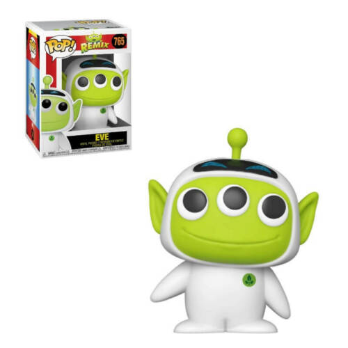 Funko Pop Pixar Alien as Eve 765 49608 In stock Disney