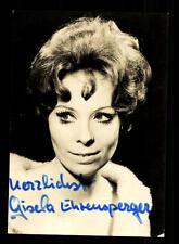 Gisela Ehrensperger Autogrammkarte Original Signiert # BC 58507