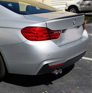 Image Is Loading BMW 428i 2014 Factory Style Lip Mount Rear