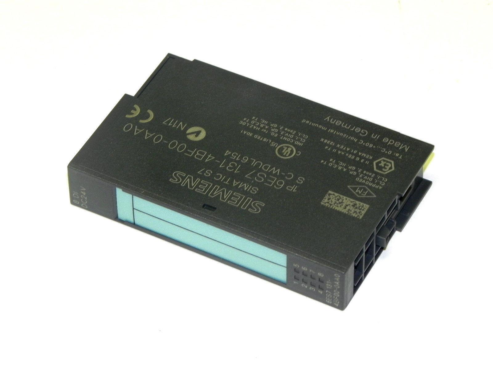 Siemens 6es7 131-4bf00-0aa0