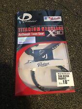 "*NEW* Phiten 18/"" San Diego Padres Titanium Multi Sport Necklace X30"