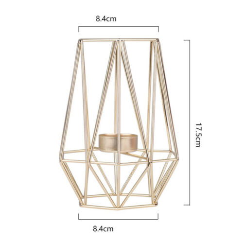Geometrische Hochzeit Kupfer Rose Gold Teelichthalter Kerzenhalter Laterne tools