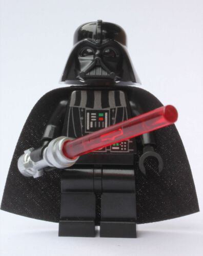 LEGO Star Wars Minifigure Darth Vader with Lightsaber 8017 10188 like new