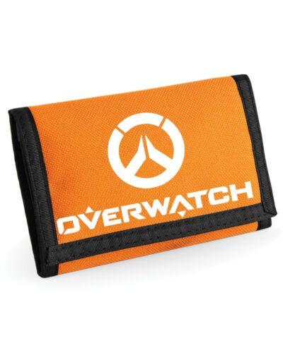Overwatch Boys Gamer Ripper Wallet Kids Purse Money Christmas Gift Gamer youtube