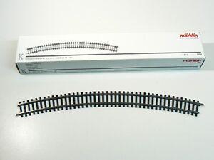 Maerklin-H0-2251-10-x-gebogenes-K-Gleis-neu-OVP