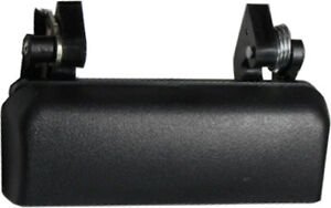 Front Outside Exterior Door Handle Black Driver Side Left LH for Ranger 93-11