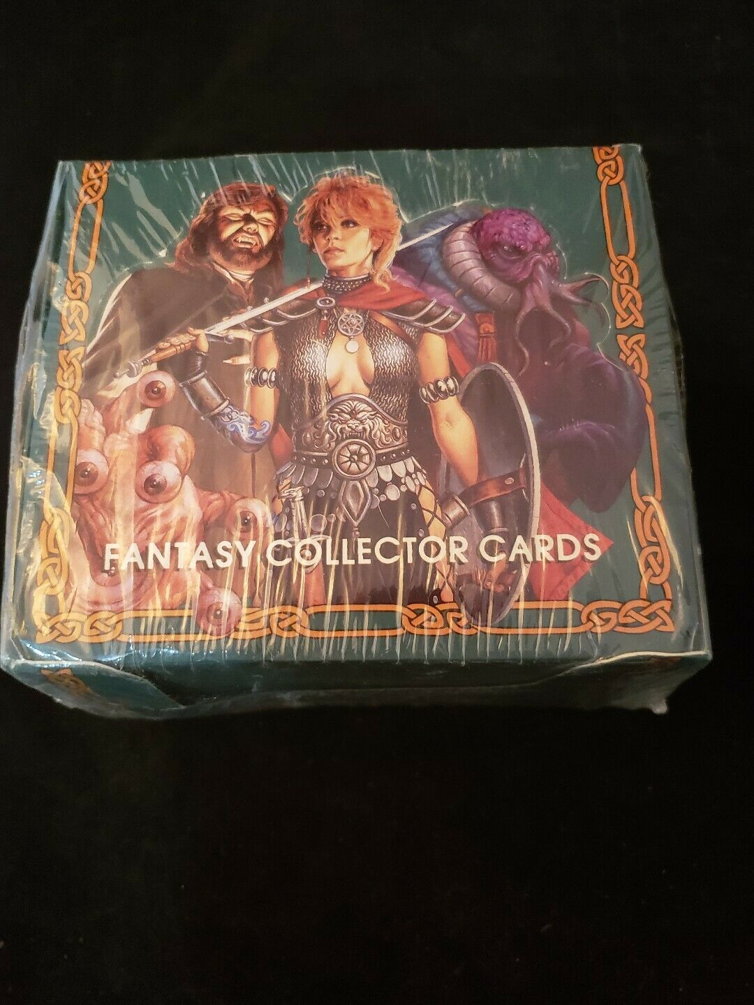1991 Advanced Dungeons & Dragons 2nd Edition Sealed Box of Fantasy Trading Cards