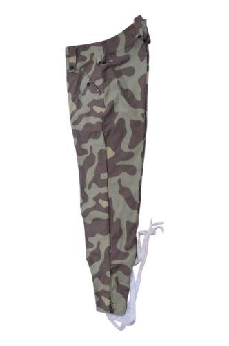 WWII German Elite Italian camo M43 field trousers keilhosen XL//38