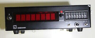 HEIDENHAIN VRZ 173 AR  Digital Readout//Directional Counter