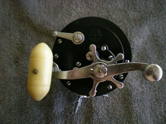 USED PENN LONGBEACH NO. 68 CONVENTIONAL FISHING REEL MADE IN USA