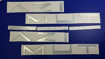 """wellcraft boat Emblem 30/"""" chrome FREE FAST delivery DHL express"""