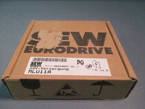 08233837 MLU 11A SEW EURODRIVE Power Supply Module 24V-Versorgung Sach.Nr.