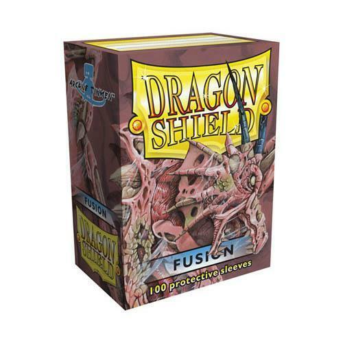 Protège-cartes Dragon Shield Fusion x100  Neuf Accessoires