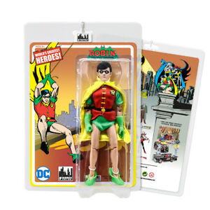 Batman Retro 8 Inch Action Figures Series 6: Robin