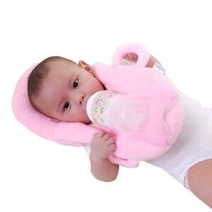 Nursing allaitement oreiller Stars Rose Gris Coussin bébé support de maternité