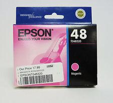 Epson Magenta Ink Cartridge for Stylus Photo R200, R220, R300, R320, R340
