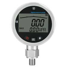 Digital Pressure Gauge Hydraulic 10000psi With G14 Connector High Quality New