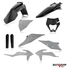 KTM KIT PLASTICA FULL SET COMPLETO EXC 2020 /> ACERBIS
