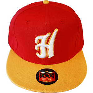 Hawaii-Islanders-Fitted-Hat-Baseball-Cap-Barry-Bonds-Tony-Gwynn