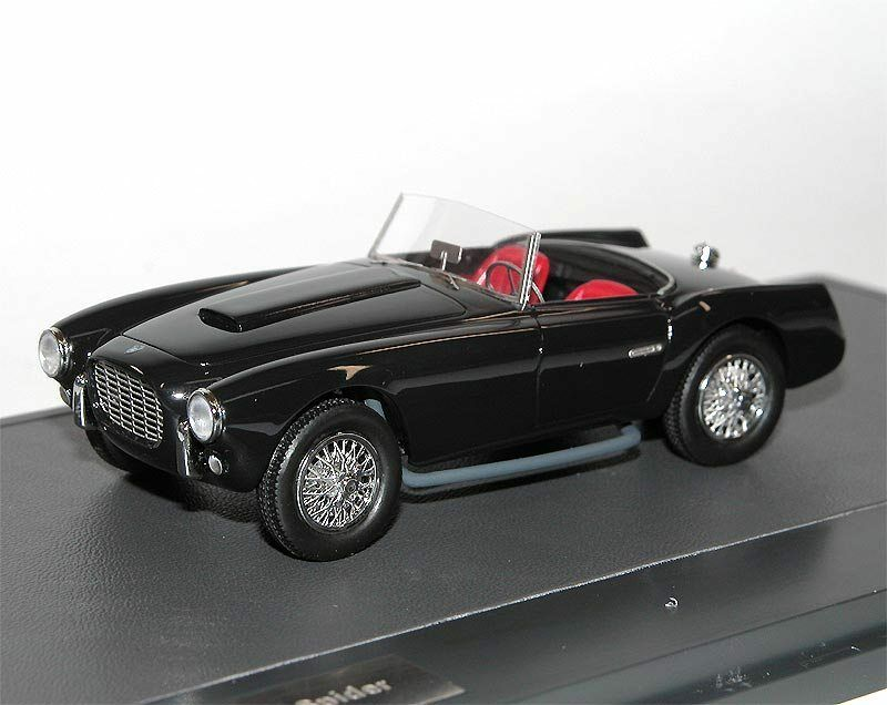 Matrix SCALE MODELS 1953 Siata  208 S Motto Spider Roadster Model voiture 1 43  le plus en vogue