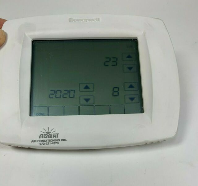 Honeywell Th8320u1008 7day Vision Pro 8000 Touchscreen