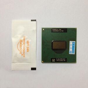 Intel Pentium M 780 2.26 GHz 2M Cache Socket 479 SL7VB processor Notebook CPU
