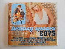 BRITNEY SPEARS : BOYS ( 3 VERSIONS ) [ CD SINGLE ] ~ PORT GRATUIT !