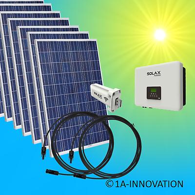 Devoted 10000watt Solaranlage Komplettpaket 10 Kw Solar Anlage Dreiphasige Einspeisung Crazy Price Photovoltaik-hausanlagen
