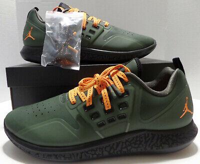 Nike Jordan Grind US 12 UK 11 EUR 46 Deep Green Black Orange Catcus Trainers | eBay