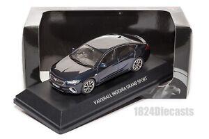 Vauxhall-Insignia-Grand-Sport-concesionario-modelo-en-escala-1-43-Auto-Regalo-Presente
