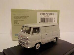 FORD-400E-Grigio-modellini-di-automobili-Oxford-Diecast-1-76