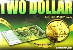 1988-2-FIRST-TWO-DOLLAR-COIN-AND-LAST-TWO-DOLLAR-BANKNOTE-IN-FOLDER
