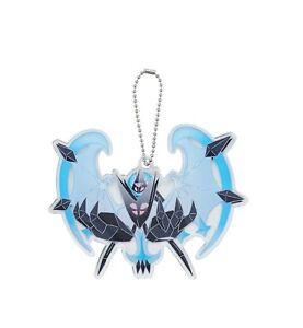 Pokemon Center Original Metal Charm Dawn Wings Necrozma Ultra Sun Moon