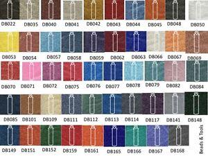 Image Is Loading Size 11 Miyuki Delica Colour Range Db022 Db168