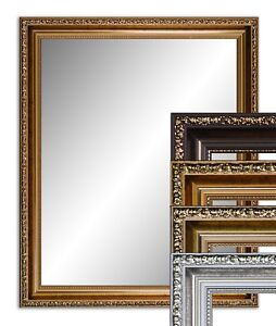 Kleine Dekorative Spiegel Paket 4 Stuck 25 X 20cm 4 Farben Rahmen