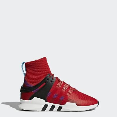 new arrival 0e440 55c37 ADIDAS ORIGINALS EQT SUPPORT ADV WINTER WATERPROOF BZ0640 SCARLET  RED/PURPLE | eBay