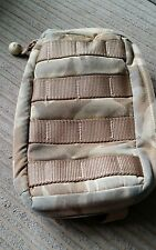 RARE RAF Aircrew DPM Desert Pouch Theatre Specific Pocket Molle Utility UKSF
