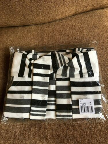 5185 Con Tribute Tasche Striped Cabi White Style Medium Black Size aAq10p
