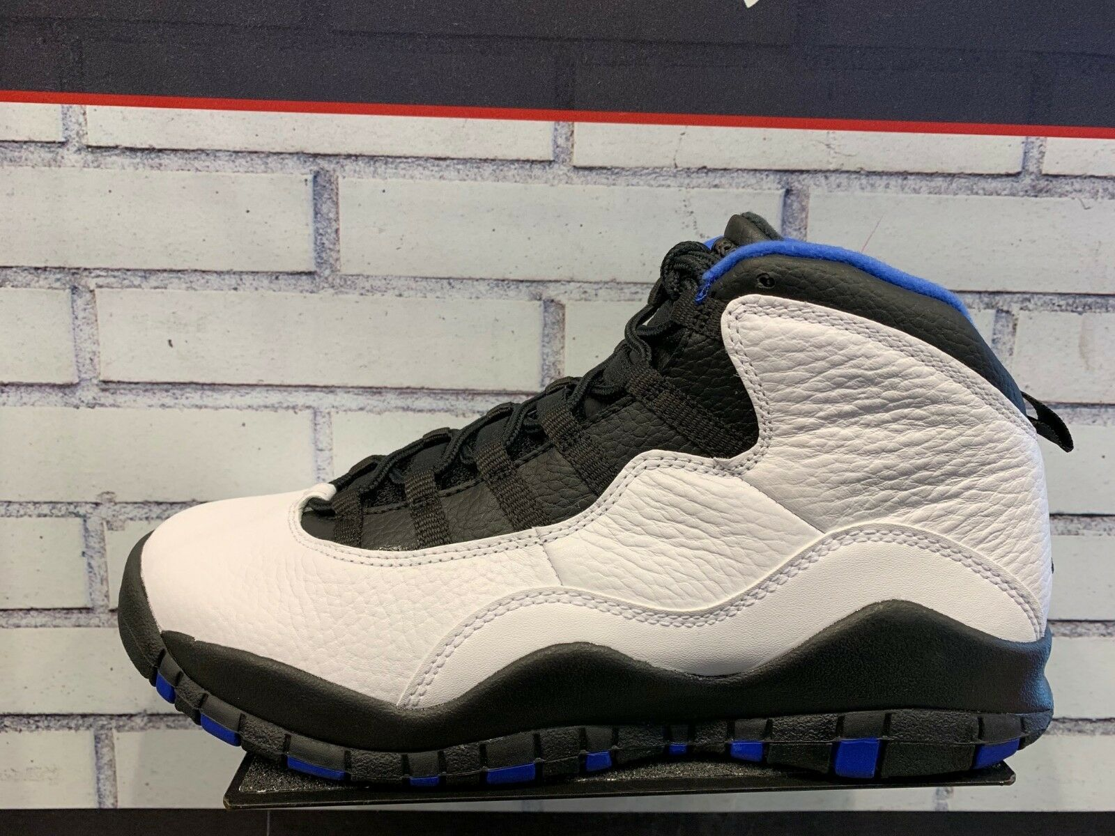 d27f68fb89 NIKE Air Jordan Retro X 10 Orlando Black bluee GS PS TD Baby Kids Women Sz