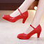 Women-Pointed-Toe-Low-Mid-High-Heel-Stiletto-Work-Smart-Wedding-Pumps-Shoes-New thumbnail 16