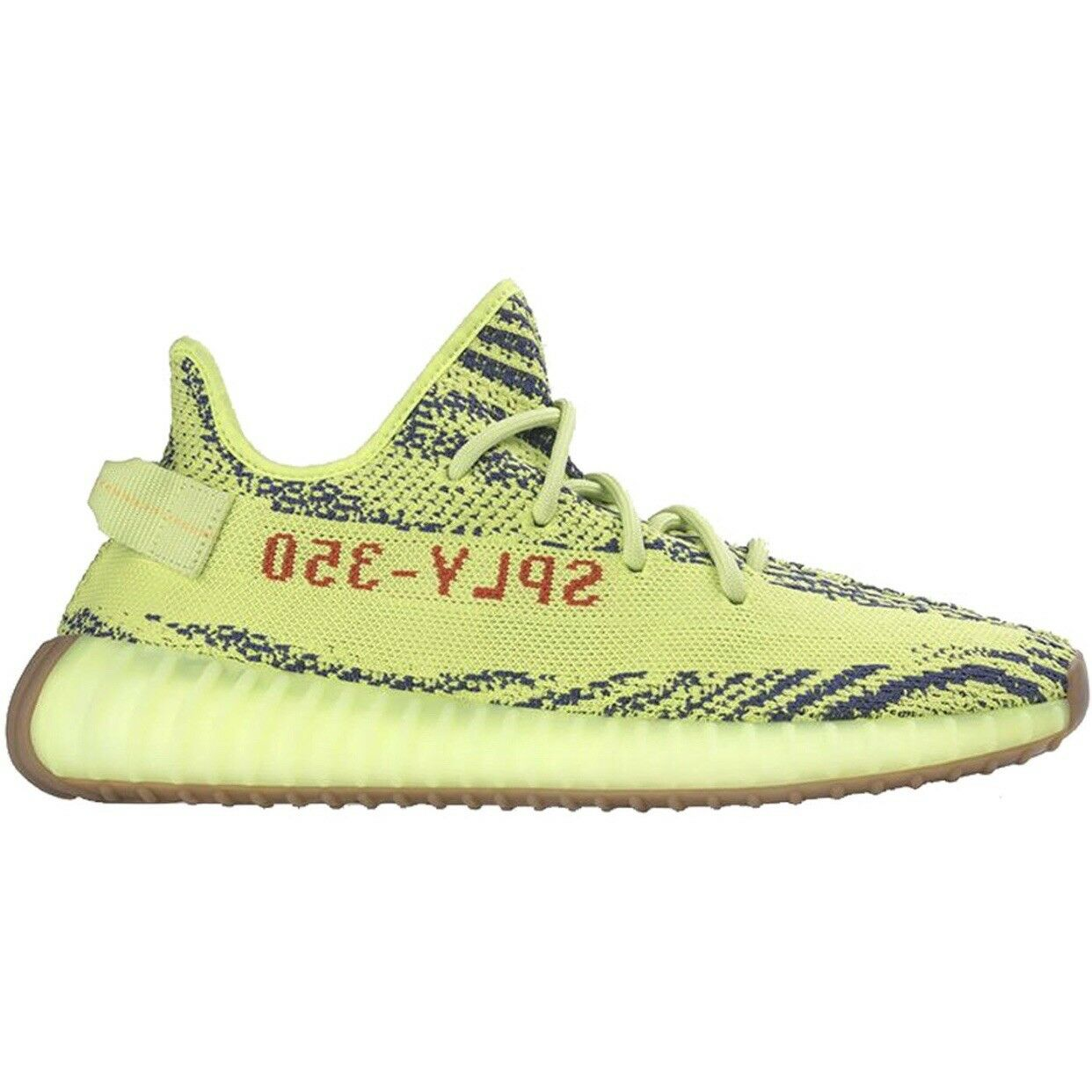 Adidas Yeezy Boost 350 V2 Semi-Frozen Yellow Size 10.5 Authentic