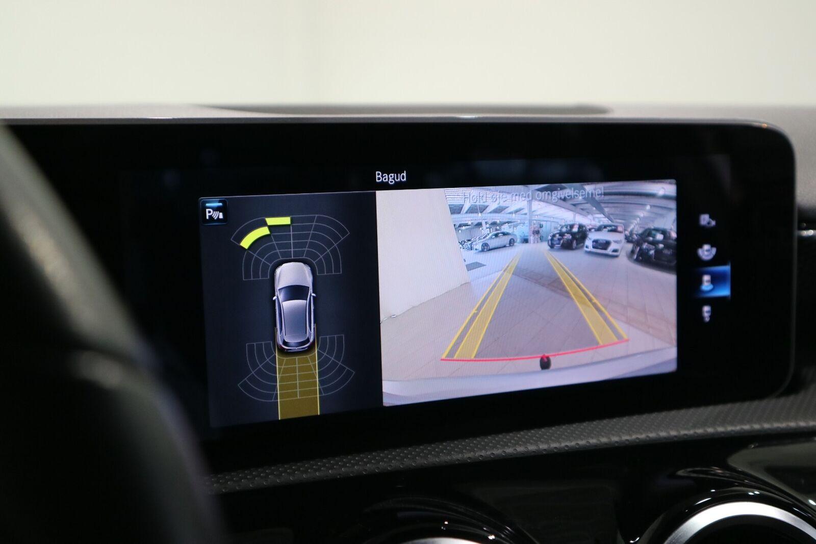 Mercedes A180 d 1,5 Business Progressive Line aut. - billede 8