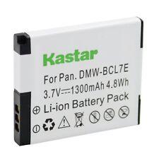 1x Kastar Battery for Panasonic Lumix DMW-BCL7 DMC-SZ9 DMC-XS1 DMC-XS3