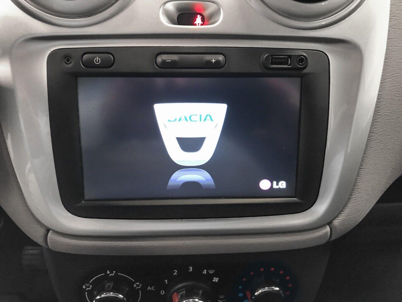Dacia Lodgy 1,5 dCi 90 Ambiance 7prs - billede 13