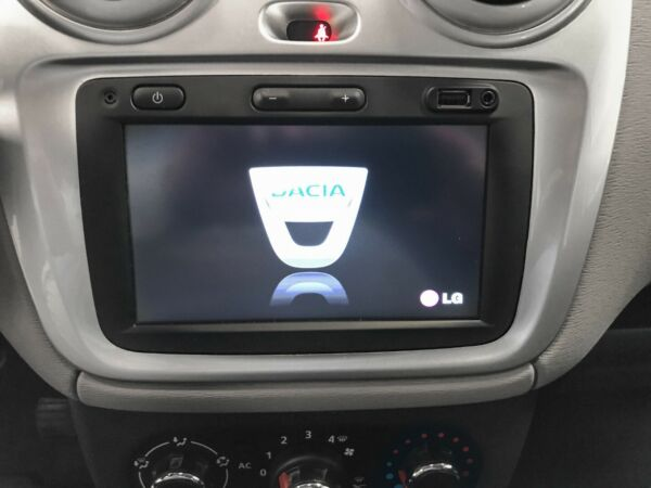 Dacia Lodgy 1,5 dCi 90 Ambiance 7prs billede 13