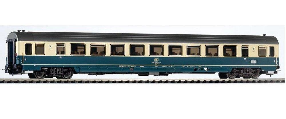 Piko 59664 Ec / Ic Vagone DB 2 Cl. Nuovo Conf. Orig. Swap Asse Opzionale Märklin
